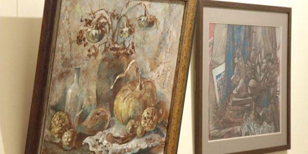 В Краснодаре открылась выставка с работами художников со всего мира