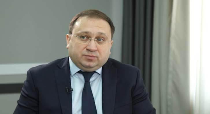 Интервью с замглавы департамента края по надзору в строительной сфере Яковенко