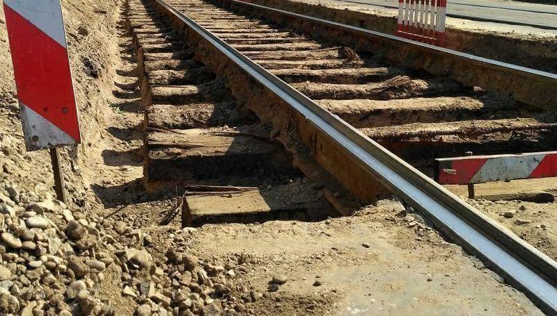 В Краснодаре в ночь на 16 января начнут строительство новой трамвайной линии