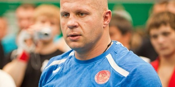 Легенду ММА Федора Емельяненко госпитализировали с коронавирусом