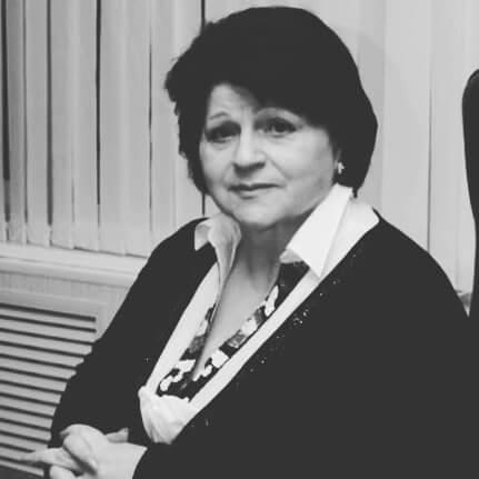 На Кубани скончалась директор Медведовского детского дома Антонина Цыбулевская
