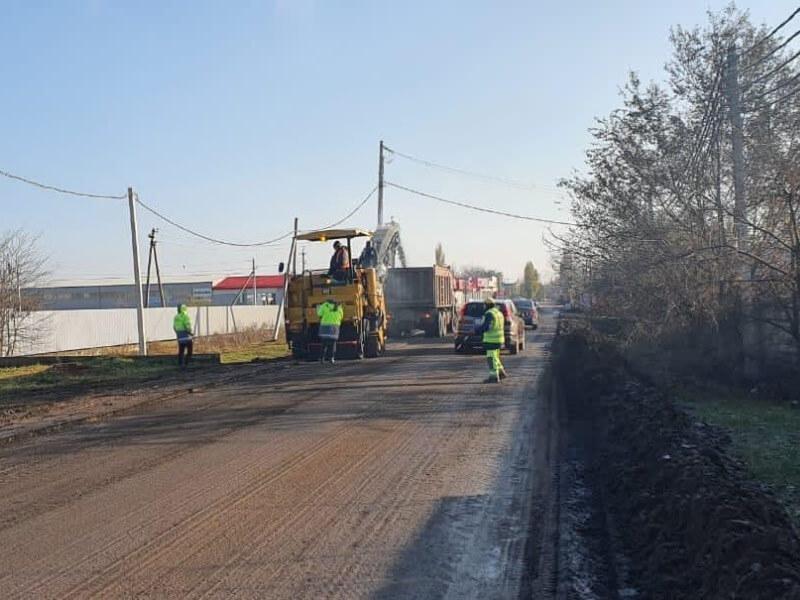 В Краснодаре в этом году реконструируют 17 км городских дорог