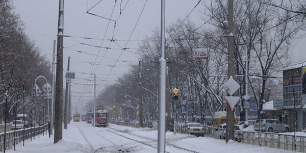 В Краснодаре автобусы, троллейбусы и трамваи работают в штатном режиме