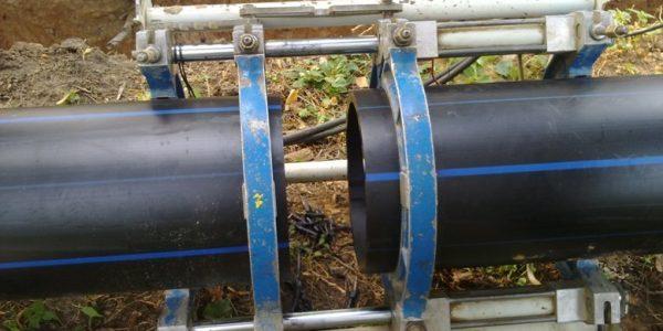 В Краснодаре на улице Селезнева заменили более 4 км водопровода