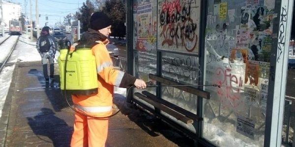 В Краснодаре продезинфицируют улицу Красную от коронавируса