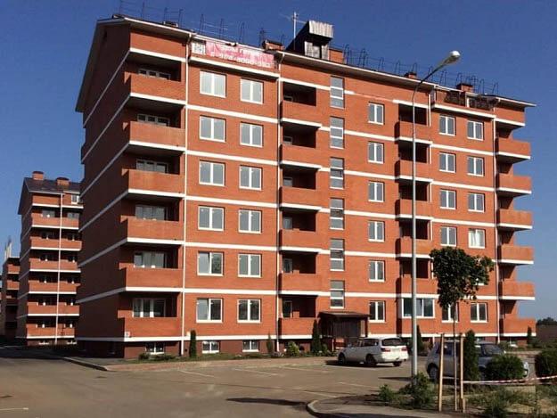 В Краснодаре ввели в эксплуатацию два проблемных литера ЖК «Калина Парк»