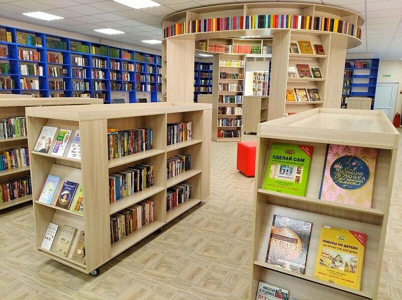 На Кубани по нацпроекту «Культура» появятся четыре модельные библиотеки