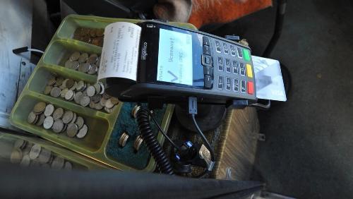 В Горячем Ключе запустят систему безналичной оплаты проезда