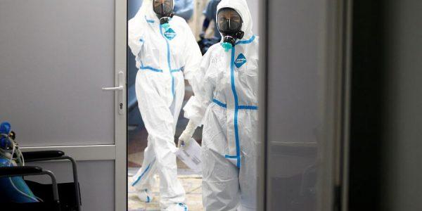Новый антирекорд: в России коронавирусом за сутки заразились 37 тыс. 678 человек