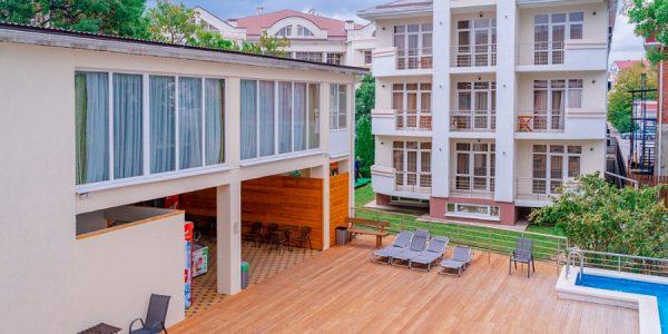На Кубани 2,5 тыс. мини-отелей классифицируют по звездной системе