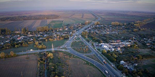 На Кубани в 2021 году начнут строить  новый участок трассы Краснодар — Керчь