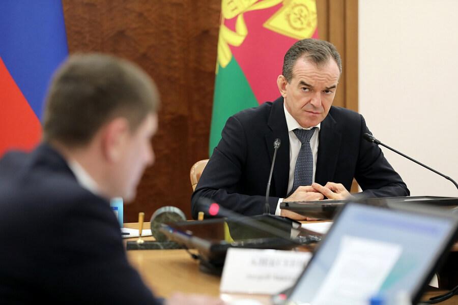 Кондратьев заявил о необходимости прорывных технологий в АПК края