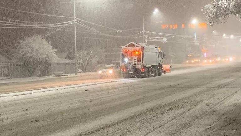 На Кубани 14 января ожидается мокрый снег и дождь