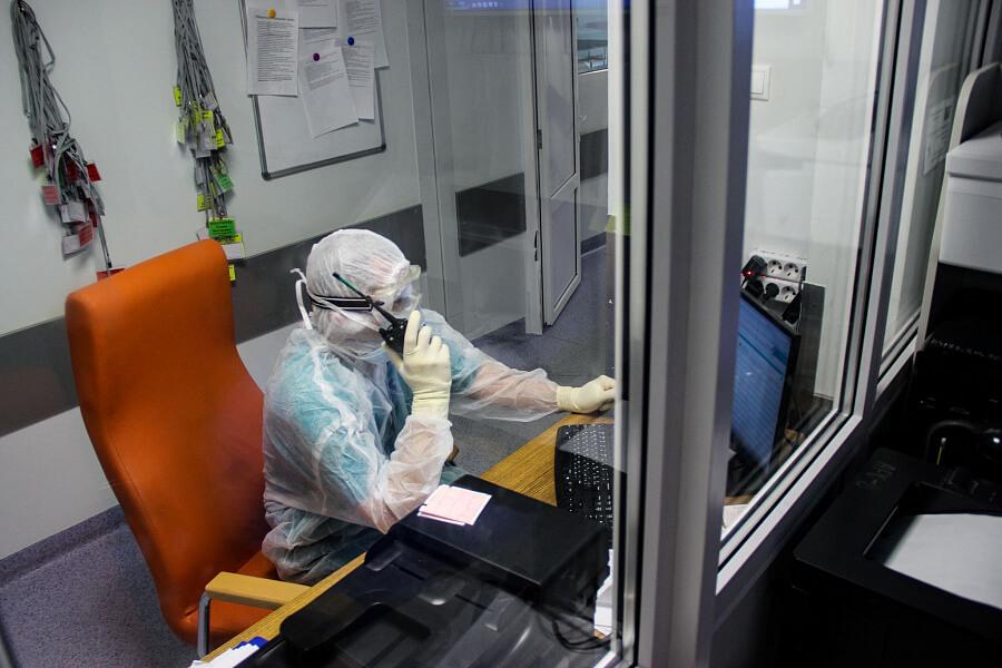 На Кубани для массовой вакцинации от коронавируса выделили 97 медучреждений