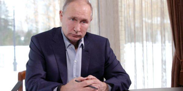 Путин заявил, что ему не принадлежит «дворец» в Геленджике
