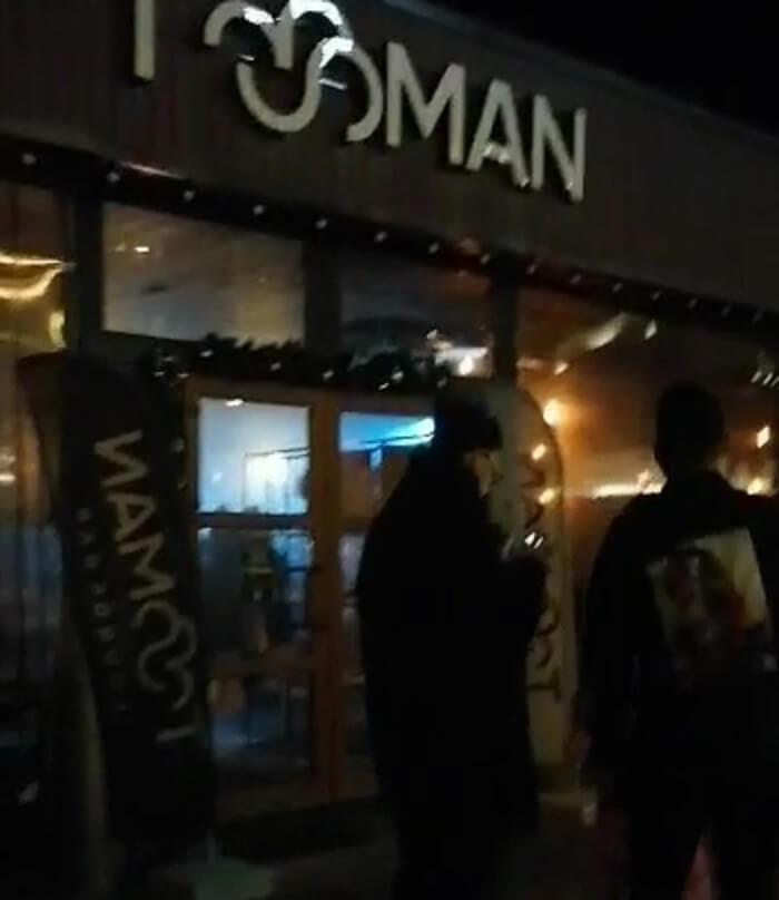 В горах Сочи нашли бар, незаконно работающий после полуночи