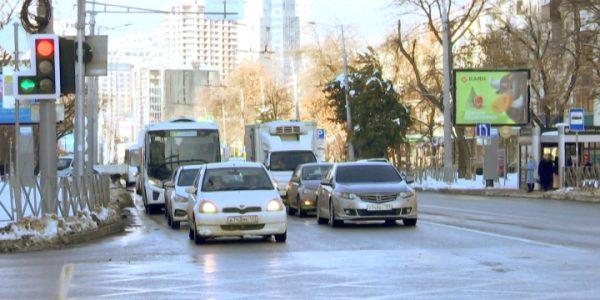 Известный активист Илья Зотов проверил транспортную ситуацию в Краснодаре