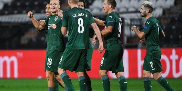 ФК «Краснодар» проведет три контрольных матча на сборе в ОАЭ