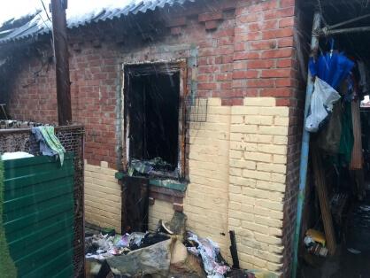 Под Краснодаром при пожаре в доме погиб трехмесячный ребенок