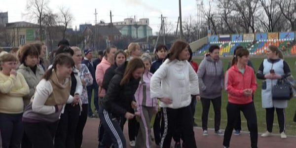 На Кубани стартовал зимний фестиваль ГТО