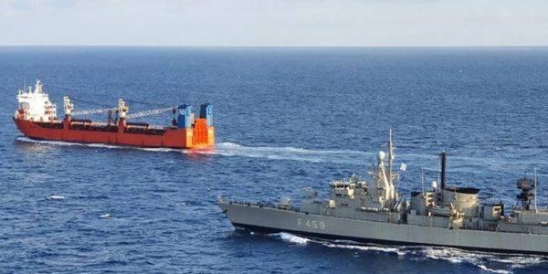 СМИ: спецназ НАТО высадился на российский корабль «Адлер»