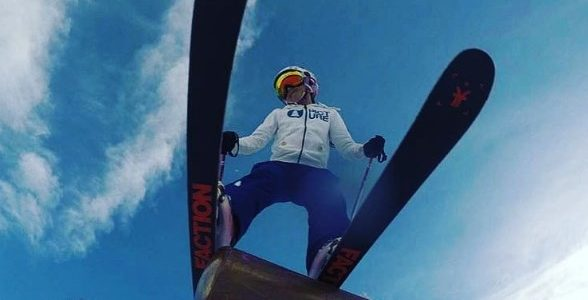 Спортсменка из Сочи победила на чемпионате России по фристайлу