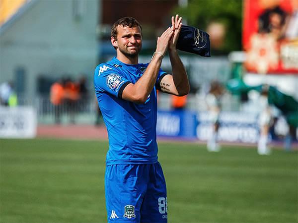 Вратарь Андрей Синицын покидает ФК «Краснодар», он выступал за клуб 8 лет