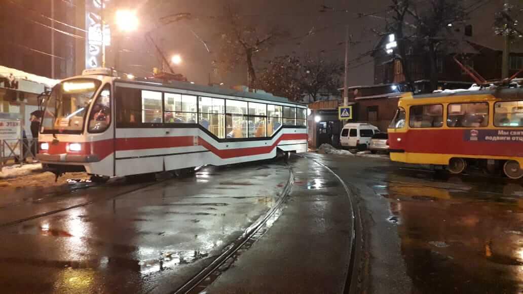 Стали известны подробности инцидента с трамваем в Краснодаре