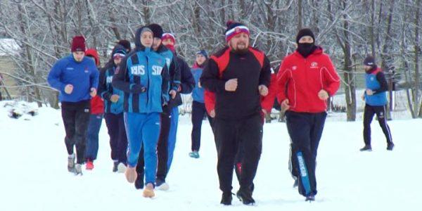РК «Богатыри» возобновил тренировки после зимней паузы