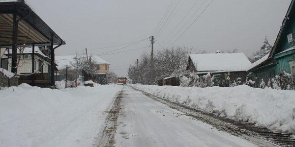 На Кубани 17 января выпала треть среднемесячной нормы осадков