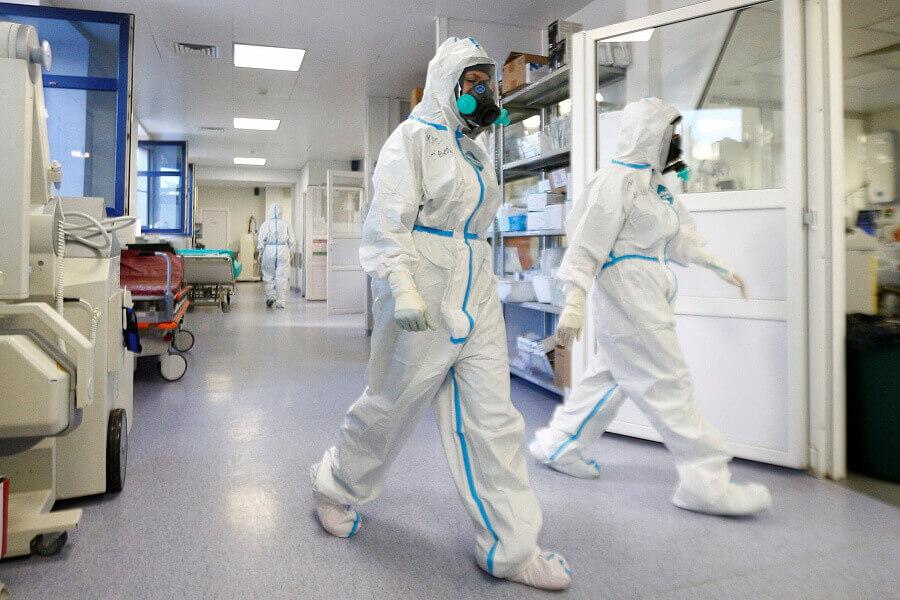 В Краснодарском крае число умерших от коронавируса превысило 1 тыс. человек