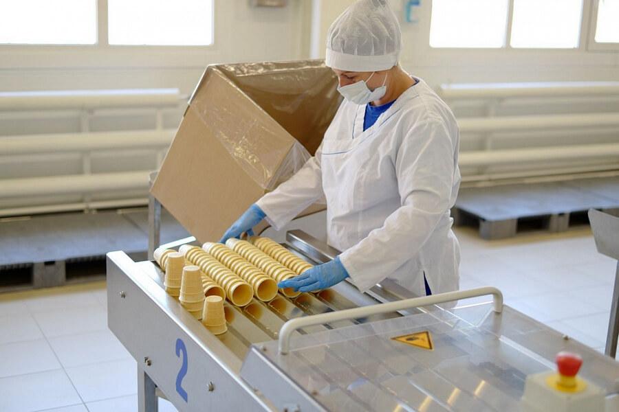 Кубань в 2020 году увеличила экспорт мороженого на 20%