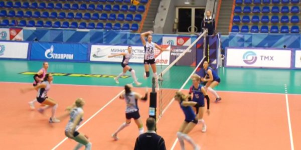 ВК «Динамо» уступил казанскому «Динамо-Ак Барс» на домашнем поле