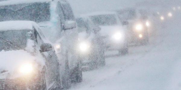 На Кубани с 17 января прогнозируются сильные снегопады