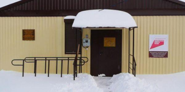 В хуторе Пролетарском Кореновского района построили новый ФАП