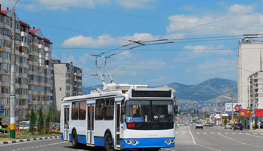 В Новороссийске запустят новый троллейбусный маршрут