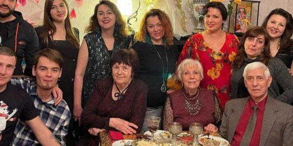 Анна Нетребко отметила Рождество в Краснодаре