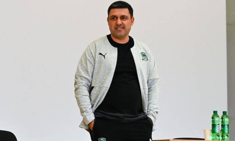 Главным тренером женского «Краснодара» стал Гамаль Бабаев