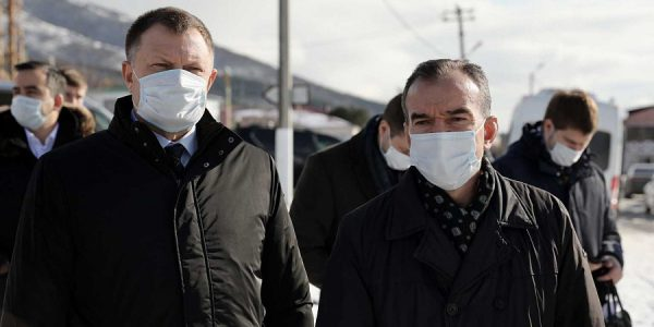 Кондратьев поручил ограничить строительство ЖК «Солнечный» в Геленджике