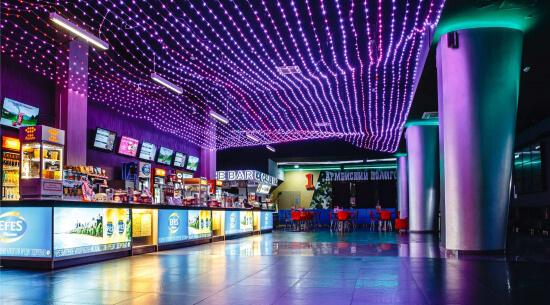 В Краснодаре кинотеатр в ТРЦ «Галерея» закрыли через неделю после открытия