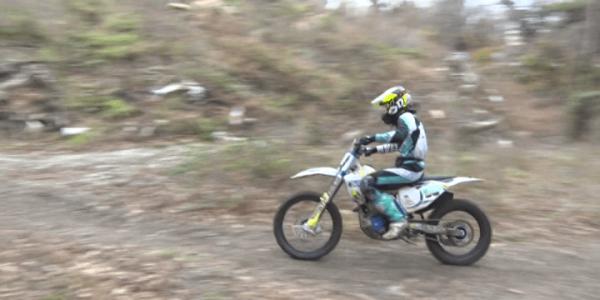 В Туапсинском районе завершился открытый чемпионат по мотоциклетному спорту
