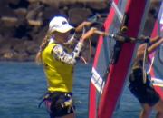 История спортивной карьеры кубанской яхтсменки Стефании Елфутиной