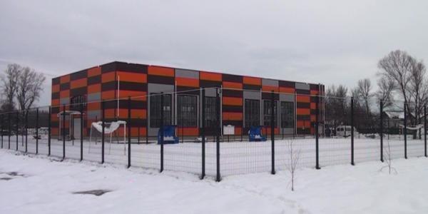 В станице Саратовской откроют новый спортивный комплекс