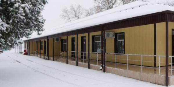 В Кореновске полностью обновили инфекционное отделение районной больницы