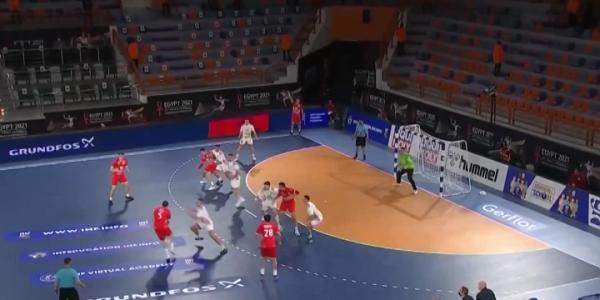 Мужская сборная России по гандболу вышла в основной раунд Чемпионата мира