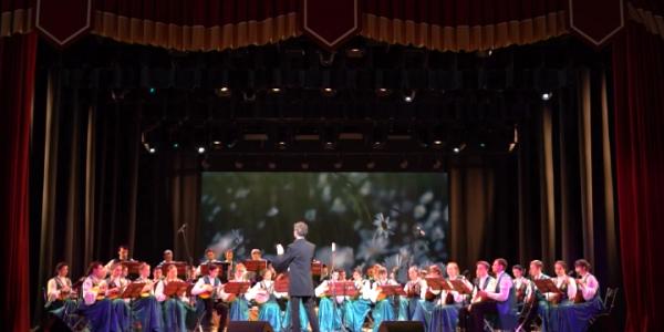 КГИК 20 января покажет концерт «Я люблю тебя, Россия»
