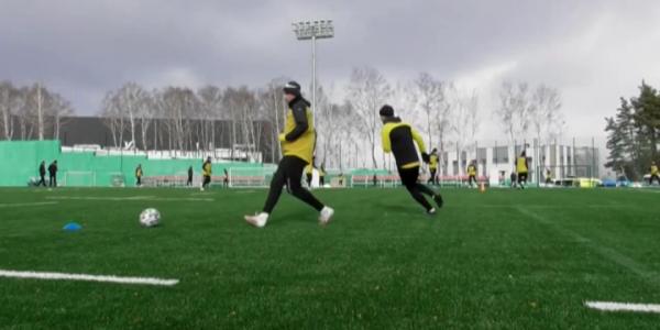 Кубанские футболисты готовятся к новым матчам ПФЛ