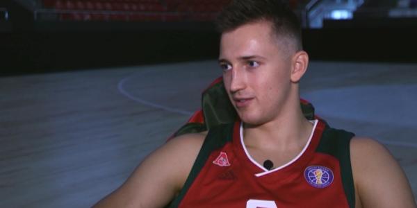 Григорий Мотовилов: я хочу оставить след в истории баскетбола