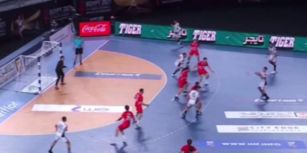 Сборная России по гандболу уступила сборной Египта в матче Чемпионата мира