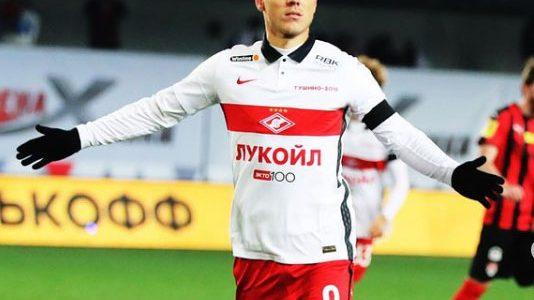 Бывший игрок «Сочи» Александр Кокорин перешел в итальянскую «Фиорентину»